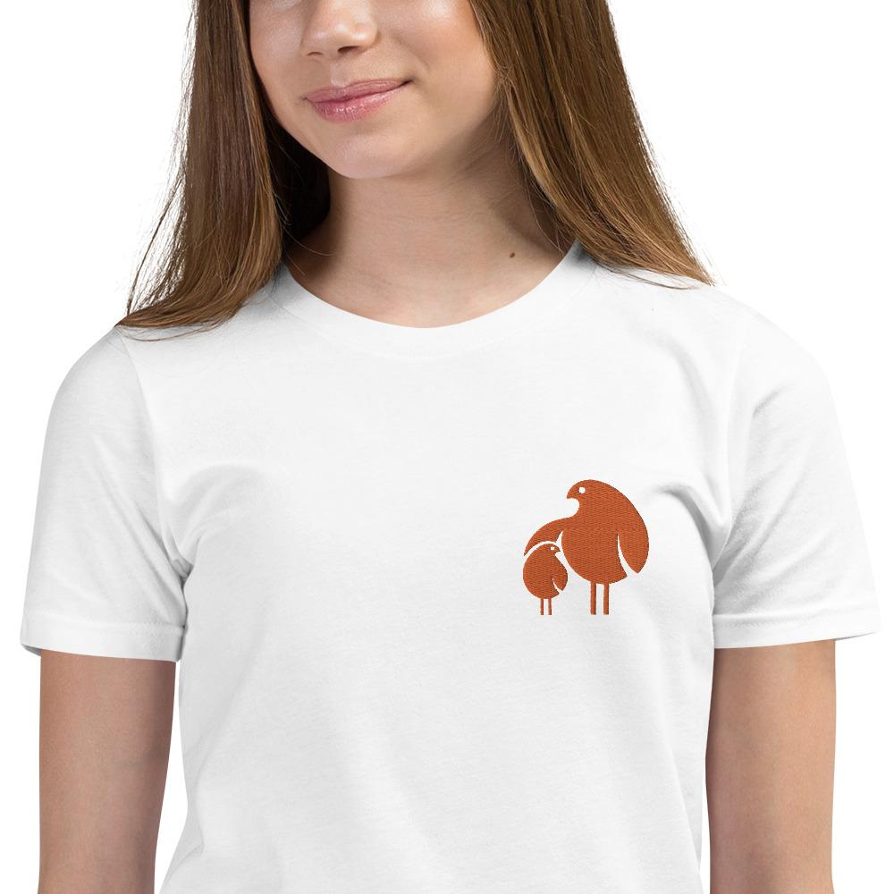 ユース半袖Tシャツ