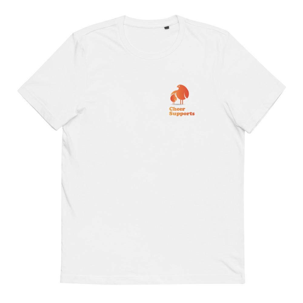 ユニセックス オーガニックコットンTシャツ