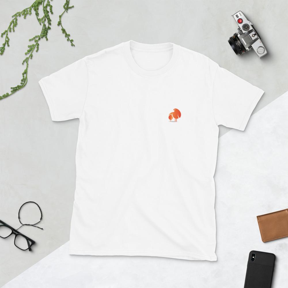 半袖ユニセックスTシャツ